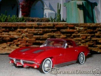 Chevrolet Corvette 1963 Coupe Danbury Mint.jpg