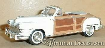 Chrysler Town And Country 1946 Cabrio Solido-ProvenceMoulage
