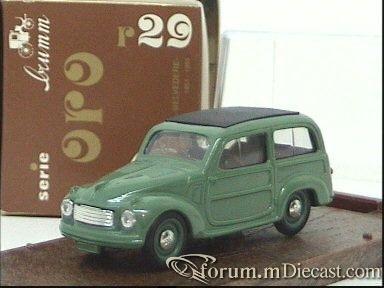 Fiat 500C Belvedere 1951 Brumm.jpg