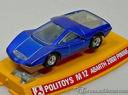 Fiat Abarth 2000 Pininfarina Politoys.jpg