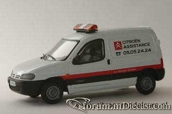 Citroen Berlingo 1997 Van Hauteville.jpg
