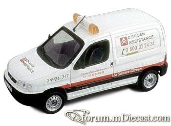 Citroen Berlingo 1997 Van Vitesse.jpg