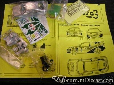Ford Escort Mk.V RS Cosworth 1991 Racing43.jpg