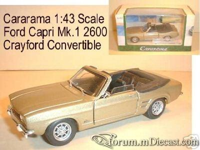 Ford Capri Mk.I 1969 Crayford Cararama-C.jpg