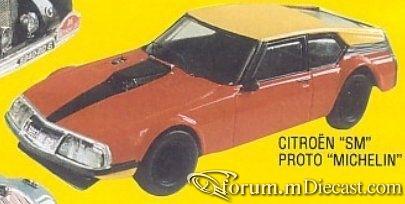 Citroen SM Experimentale 1971 Provence Moulage.jpg