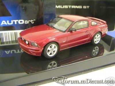 Ford Mustang 2005 GT Autoart.jpg
