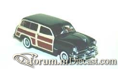 Ford Woody 1950 Franklin Mint.jpg