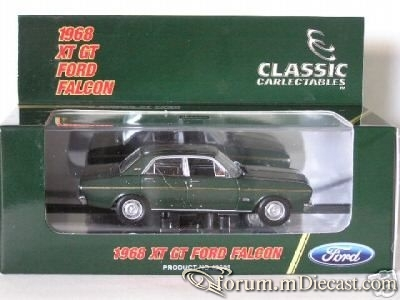 Ford Falcon XT GT 1968 ClassicCarlectables.jpg