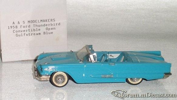 Ford Thunderbird 1958 Cabrio A-S Modelmakers.jpg