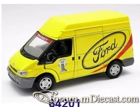 Ford Transit Mk.IV 2001 Van High Tin