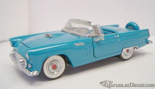 Ford Thunderbird 1955 Cabrio Franklin Mint.jpg