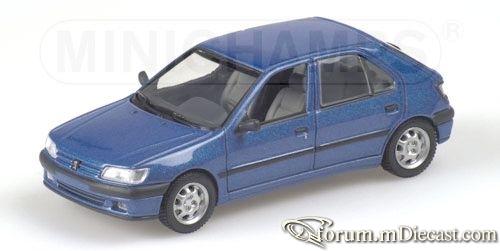 Peugeot 306 5d 1995 Minichamps.jpg