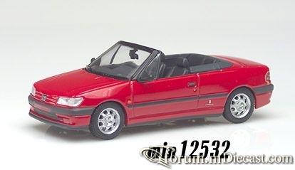 Peugeot 306 Cabrio 1995 Minichamps.jpg