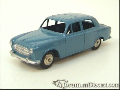 Peugeot 403 4d 1957 Dinky.jpg
