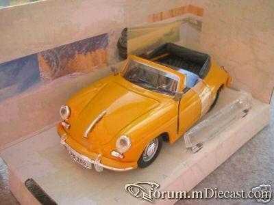 Porsche 356B Cabrio Cararama.jpg