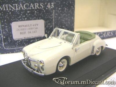Renault 4CV Duriez 1950 Miniacars43.jpg