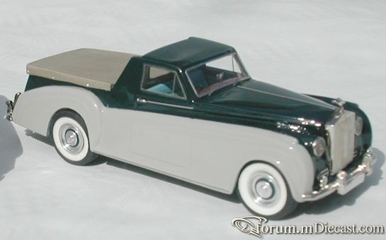 Rolls-Royce Silver Cloud Pickup