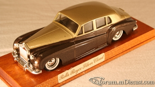 Rolls-Royce Silver Cloud 1955 Verem