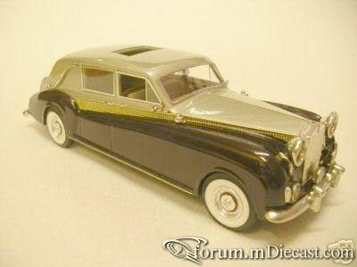 Rolls-Royce Phantom V James Young 1966 Top Marques