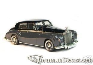 Rolls-Royce Silver Cloud III VF