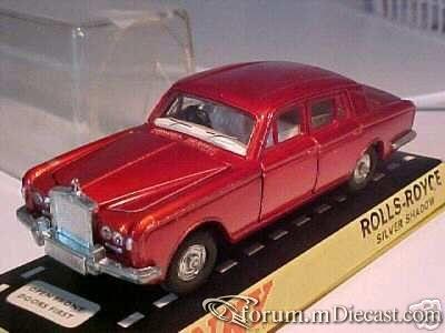 Rolls-Royce Silver Shadow Dinky
