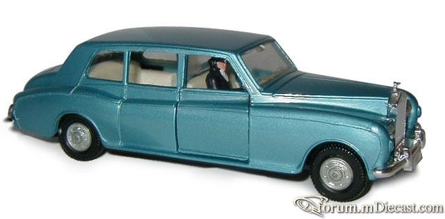 Rolls-Royce Phantom V 1966 Dinky