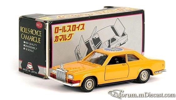 Rolls-Royce Camargue Asahi