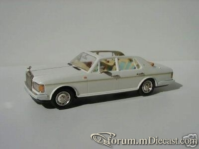 Rolls-Royce Silver Spirit Hooper Landaulette 1989 Dubois Cre