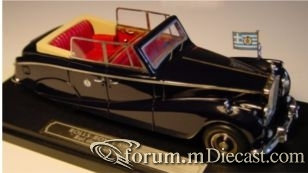 Rolls-Royce Silver Wraith Hooper King of Greece 1959 FYP