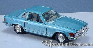 Mercedes-Benz R107 350SL 1970 Norev.jpg