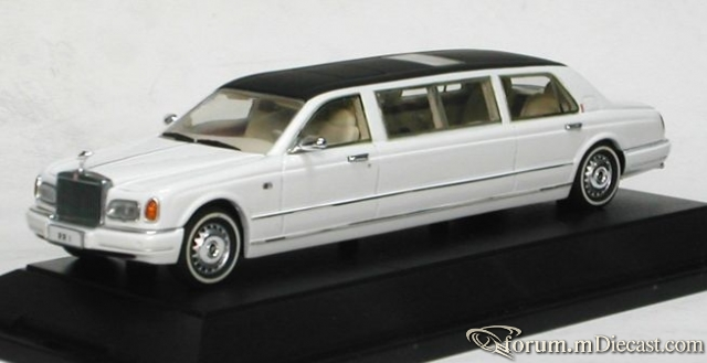 Rolls-Royce Silver Seraph 1998 California Paul