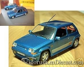Renault 5 II Turbo Universal Hobbies.jpg
