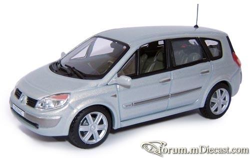 Renault Megane Grand Scenic 2003 Universal Hobbies.jpg