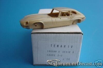 Jaguar E Type Serie 3 Coupe Tenariv