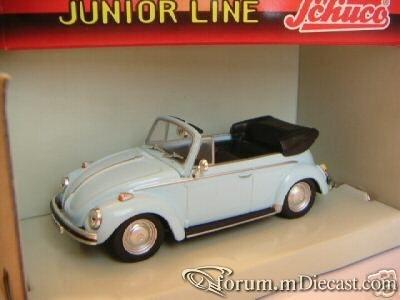 Volkswagen Beetle 1970 Cabrio Schuco Junior.jpg