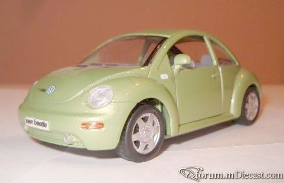 Volkswagen New Beetle 1997 Maisto.jpg