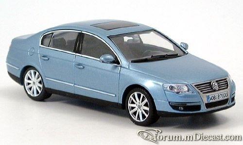 Volkswagen Passat VI 4d 2005 Minichamps.jpg