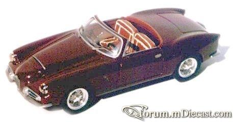 Alfa Romeo 1900SS Zagato Spyder Concorso di Eleganza 1957 IV