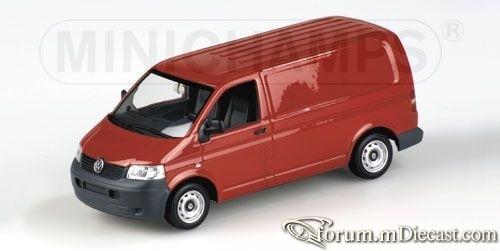 Volkswagen Transporter T5 2003 Van Minichamps.jpg