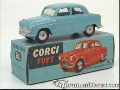 Austin A50 Cambridge 1954 Corgi.jpg