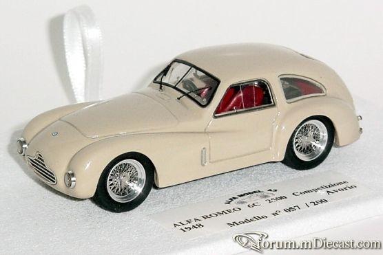 Alfa Romeo 6C 2500 Competizione 1948 Alfamodel43.jpg
