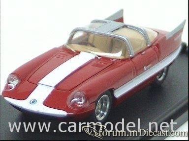 Alfa Romeo 6C 3500CC Superflow II Pininfarina 1956  Gamma.jp