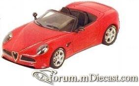 Alfa Romeo 8C Spider 2005 ProvenceMoulage.jpg