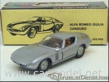Alfa Romeo Canguro Bertone 1964 Politoys.jpg