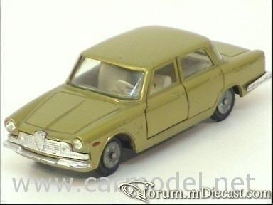 Alfa Romeo 2600 Berlina 1961 Mebetoys.jpg