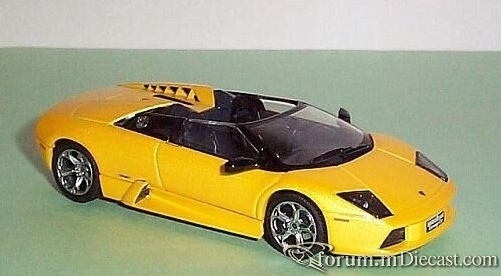 Lamborghini Murcielago Spider 2003 Autoart.jpg