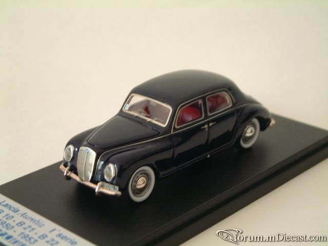 Lancia Aurelia B10 4d 1950 Technomodel.jpg