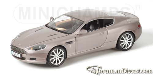 Aston Martin DB9 Coupe 2003 Minichamps.jpg