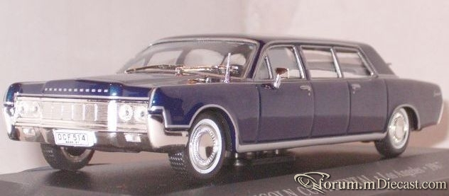 Lincoln Continental 1961 Limousine Altaya.jpg