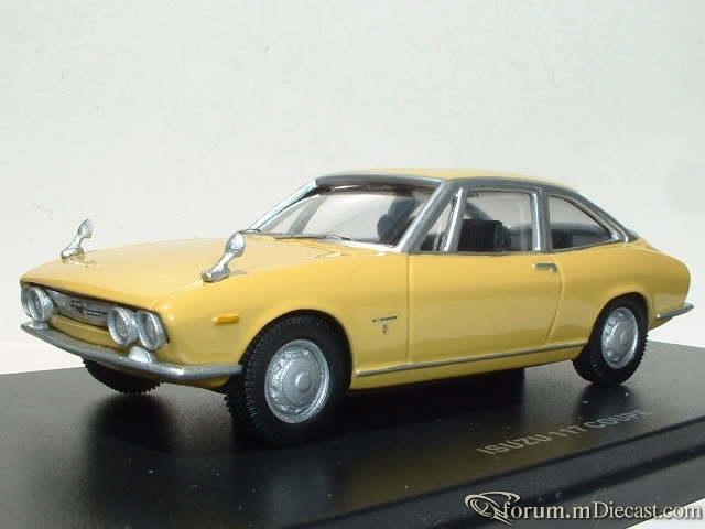 Isuzu 117 Ghia 1968 ArtofMiniature.jpg
